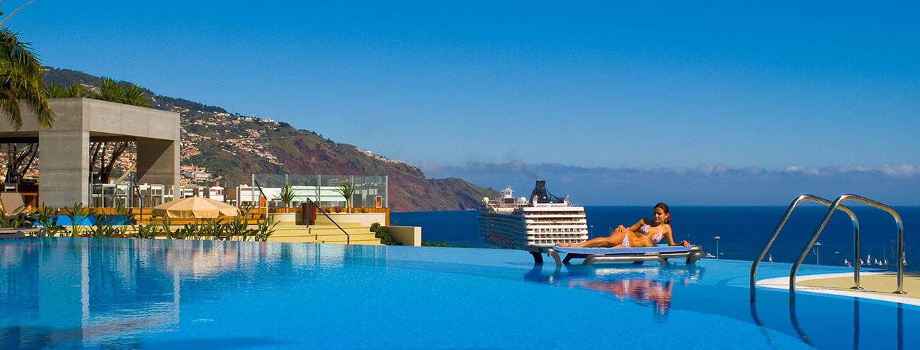 Pestana Grand Ocean Resort Hotel Funchal